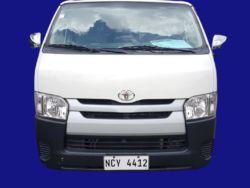 2017 Toyota Hi - ace - Interior Rear View